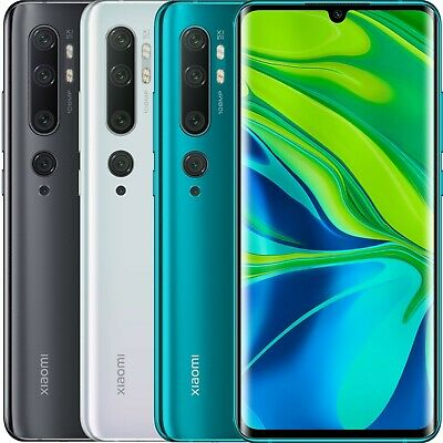 "Xiaomi Mi Note 10 Pro 256GB 8GB Ram (FACTORY UNLOCKED) 6.47"" 108MP (Global)"
