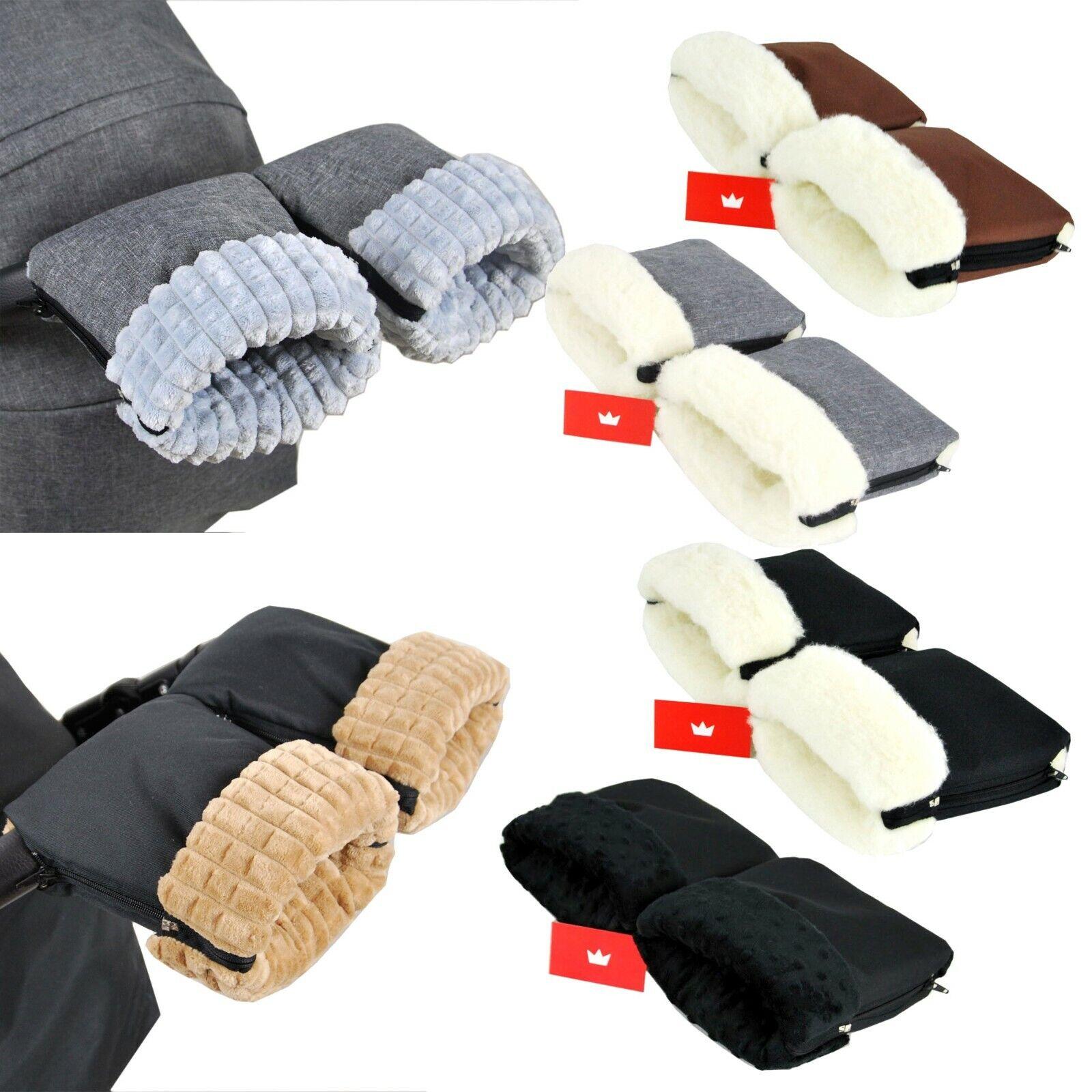 Muff Kinderwagenhandschuhe Handwärmer Handschuhe Handmuff Dick für Kinderwagen