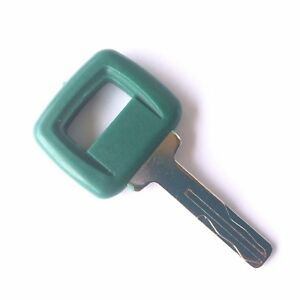 Volvo Loader and Haul Truck - Heavy Equipment - Laser Cut Ignition Key 11039228
