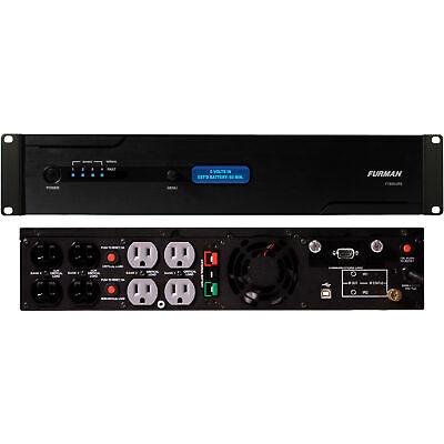 Furman F1500-UPS Uninterruptible Power Supply F-1500 VA Power Conditioner Pro