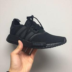 Adidas NMD R1 Triple Black / Core Black - S31508 - US 8.5 Alexandria Inner Sydney Preview