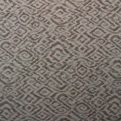 Ballard Designs Rienzo Mist Sunbrella Ikat Outdoor Furniture Fabric By Yard 54 W