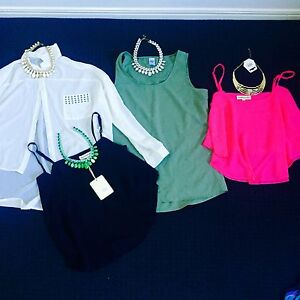 Brand new womens blouses size 12 L Coomera Gold Coast North Preview