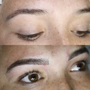 Cosmetic Tattooing - Feather Stroke Brows $295
