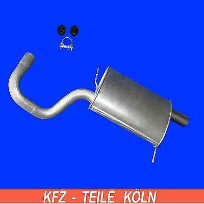 Montagesatz Endschalldämpfer CHRYSLER PT CRUISER 2.0 Kombi 2000-2004 Endtopf