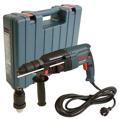 Handwerker 26 (Bosch GBH 2-26 DFR Professional SDS-Plus Bohrhammer im Handwerkerkoffer)