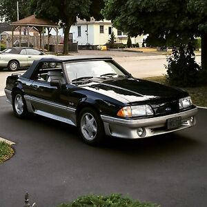 1990 Mustang GT California Convertible