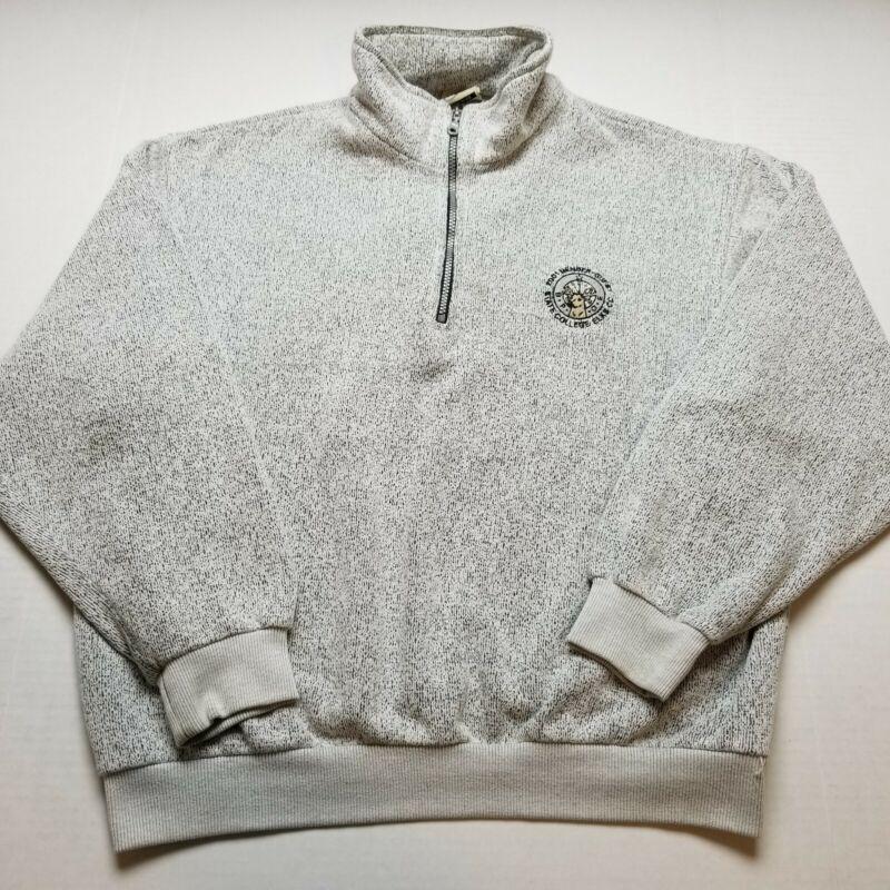 Vtg 2001 BPOE Mens Sweatshirt L Benevolent Protective Order Elks Lodge USA J66