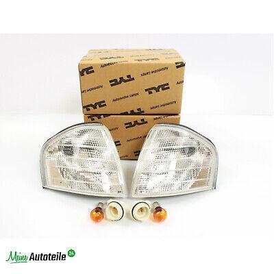 Blinker Vorne Rechts A2028260843 Links A2028260943 Weiß Mercedes C-Klasse W202