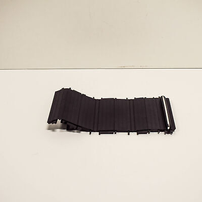 BMW 3 E46 Center Console Black Roller Cover 51167038333 New OEM
