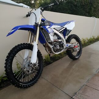 2017 yz450f Murrumba Downs Pine Rivers Area Preview