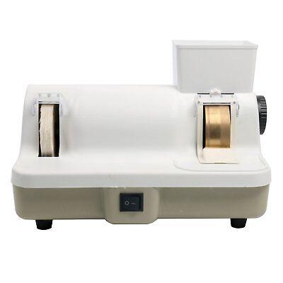 Eyeglasses Lens Edgerpolisher Optical Lens Edging Polishing Machine Brand New