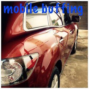 MOBILE CAR BUFF POLISHING  (Sydney ) Guildford Parramatta Area Preview