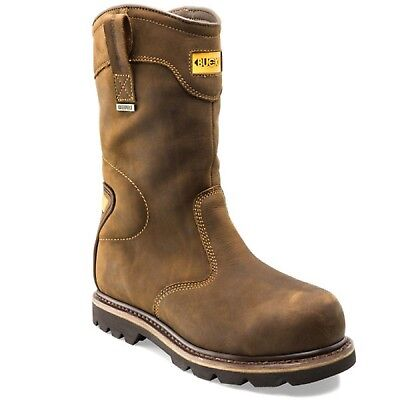 Buckler B701SMWP WATERPROOF Leather K3 Sole safety rigger boot size 6/40-13/47