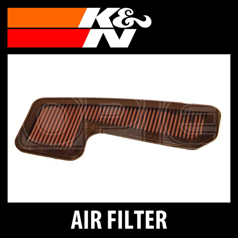 K&N High Flow Replacement Air Filter 33-2845 - K and N Original Performance Part