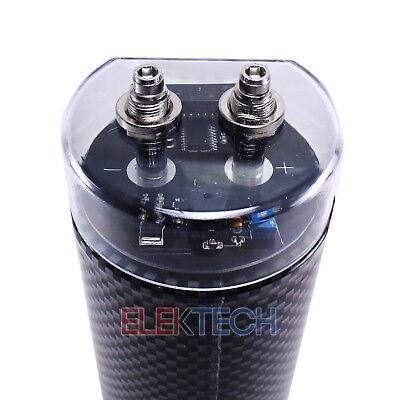 Автомобильный конденсатор Stinger Select SSCAP5M 5 Farad Power Capacitor  12V Car Stereo Digital Power Cap