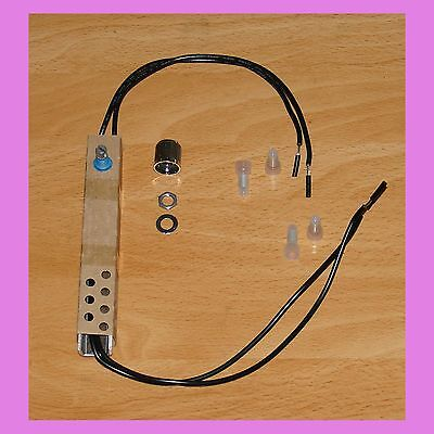 - ZE-02 Floor Lamp Rotary Dimmer Switch 500W 120VAC Part Replacement Kit
