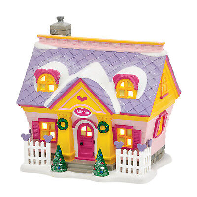 Department 56 Disney Village Minnies House 4038631
