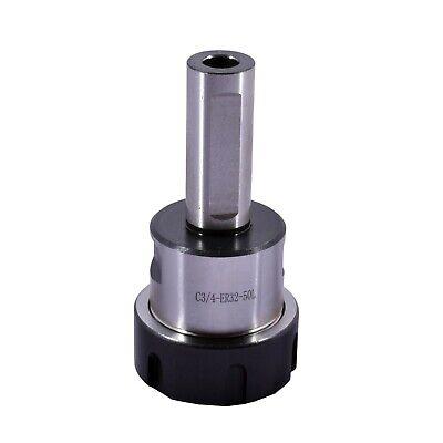 "TECHNIKS 5//32/"" HIGH PRECISION DA200 COLLET CNC CHUCK DOUBLE ANGLE HOLDER"