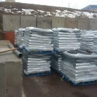 20KG Road Salt Bags $4.95, #1 Salt Supplier in KW