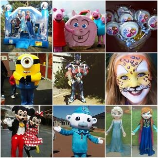 Childrens party entertainment business for sale Caversham Swan Area Preview