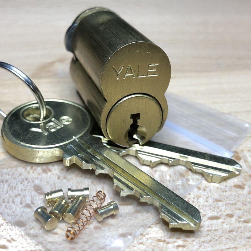 YALE 1210 6-Pin LFIC (SH) w/ Op & Control Keys + Security Pins - Locksport