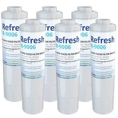 Refresh Replacement Water Filter - Fits Amana AFD2535FES Ref