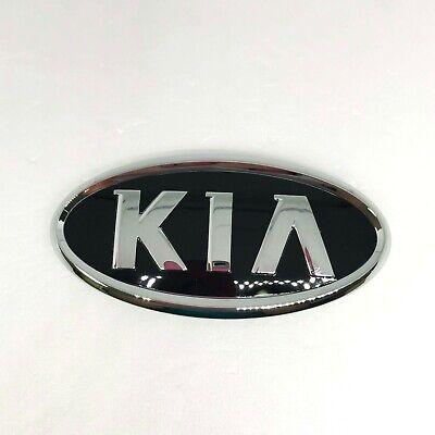Trunk Front Hood Steering Horn K Logo Emblem 6p