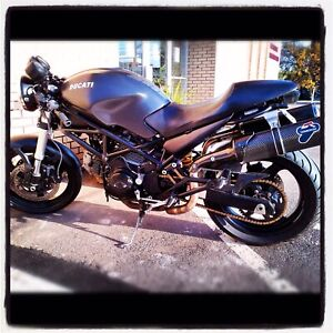 Ducati Monster 695 (2007) - 15,600 KM