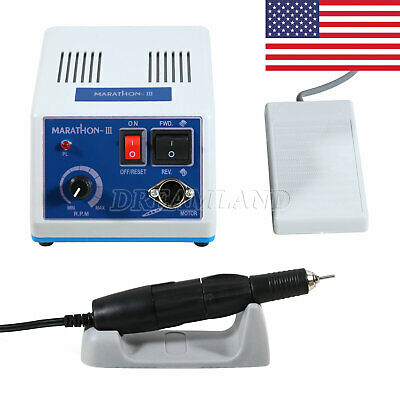 Dental Lab 35k Rpm 35000 Rpm Handpiece Marathon Micromotor Polishing N3