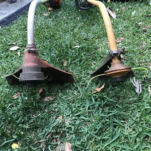 Victa mower and whippersnippers