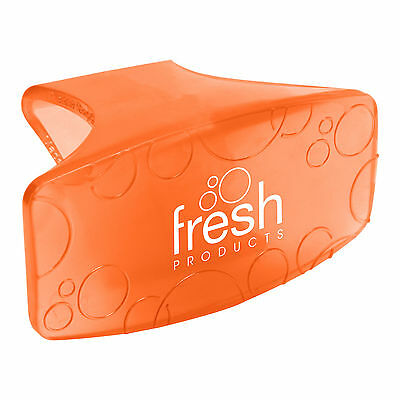 Fresh Products Eco-Fresh Bowl Clip Fresh Mango Scent Orange   12/Box