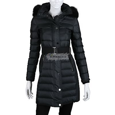 BURBERRY LONDON ABBEYDALE FUR-TRIMMED PUFFER COAT FREE SHIPPING