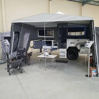 Hard Floor Camper Trailer Mount Barker Mount Barker Area Preview
