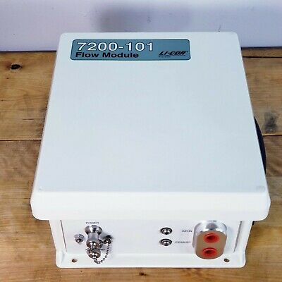 Li-cor 7200-101 Flow Module Use With Analyzer Co2 H2o Li7200rs  Licor
