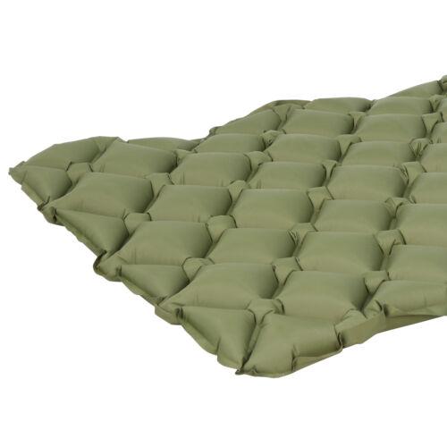 Camping Sleeping Pad Mat Lightweight Compact For Backpacking Hiking Air Mattress Camping & Hiking