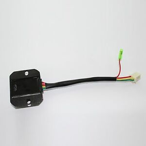 NB GY6 150cc Scooter ATV GO-Kart 12V 5Pin 8Pole DC Voltage Regulator Rectifier