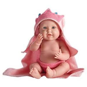 1da0652df La Newborn Princess by JC Toys - Realistic 43cm Anatomically Correct ...