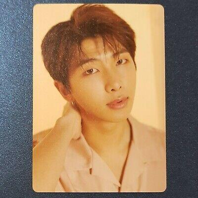 Rm - Official Mini Photocard BTS Love Yourself World Tour