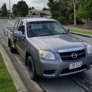 Mazda bt50 dx cars vans utes gumtree australia maroochydore mazda bt50 25l turbodiesel fandeluxe Image collections
