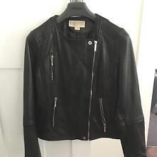 Leather Biker Jacket Pymble Ku-ring-gai Area Preview