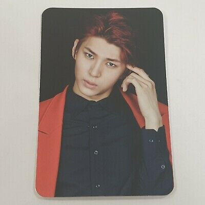VIXX 2nd Mini Error Original Official LEO Photocard 1p K-POP Photo Card Goods