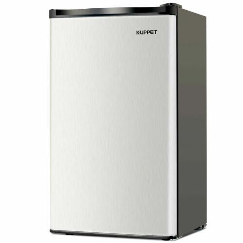4.6 CUFT Mini Refrigerator Compact Small Fridge Freezer Free