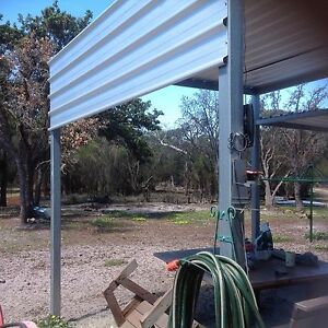 Patio sheets and tubing Waroona Waroona Area Preview
