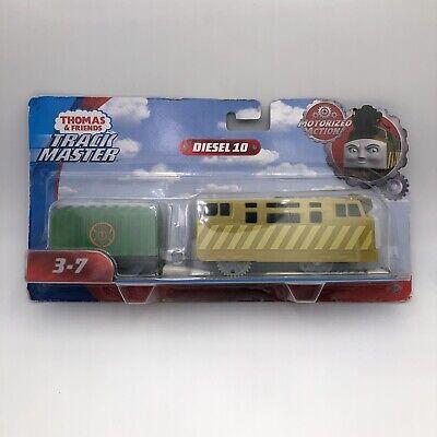 NEW Thomas & Friends Trackmaster Diesel 10 Engine Train w/ Cargo Car 2013