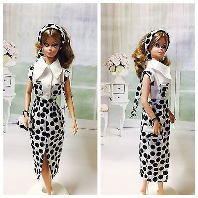 OOAK Vintage Barbie/Silkstone Fashion Clothes by- Diana-