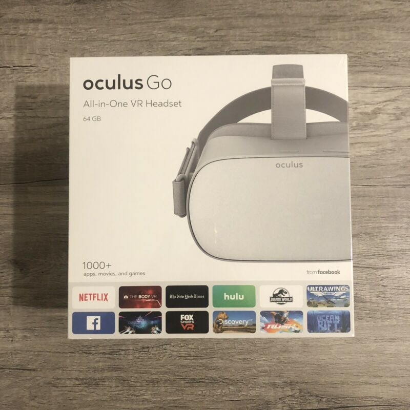 Oculus Go 64GB VR Headset