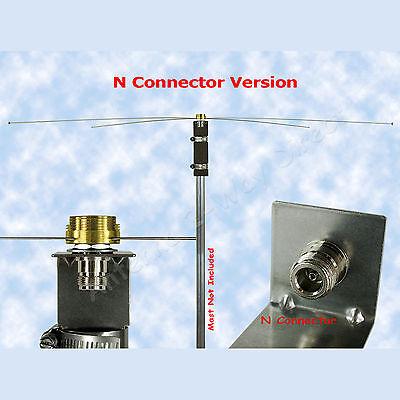 BASE GROUND PLANE KIT NMO to N CONNECTOR VERSION (Nmo Base)