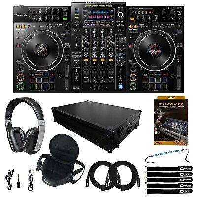Pioneer XDJ-XZ All-In-One rekordbox & Serato DJ System Controller w Black Case