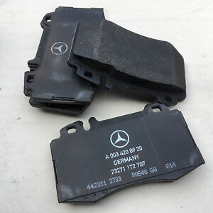 Front Brake pad Mercedes S class 430-500 2003-2006 new OEM